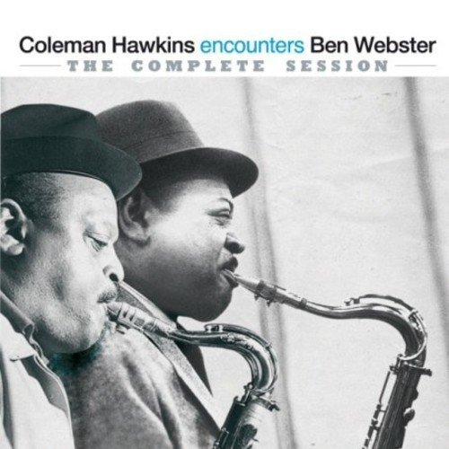 Coleman Hawkins Encounters Ben Webster The Com Import Esp