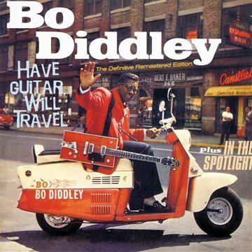 Bo Diddley Have Guitar Will Travel In The Import Esp 2 On 1