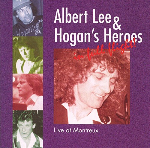 Albert & Hogan's Heroes Lee In Full Flight Live At Montrea