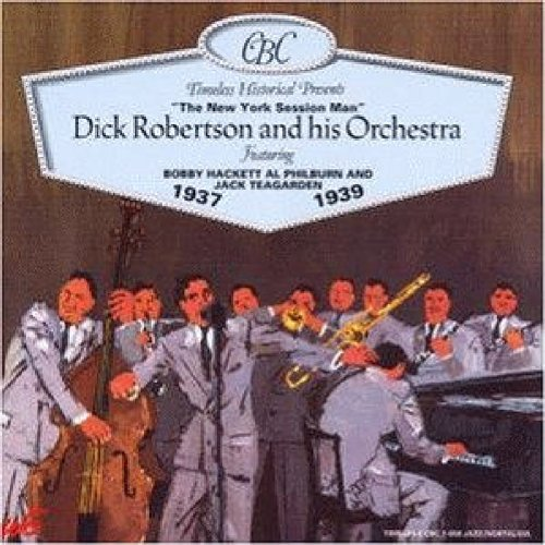 Dick & His Orchestra Robertson New York Session Man
