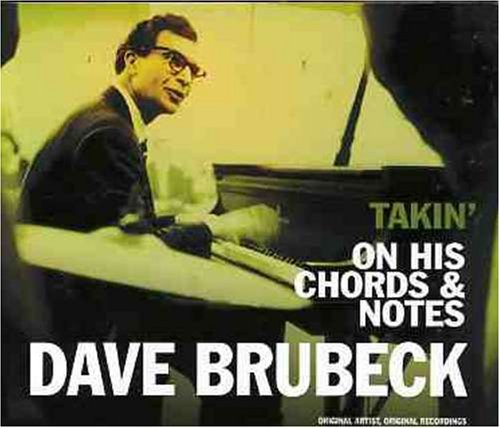 Dave Brubeck Taken' On His Chords Import Eu