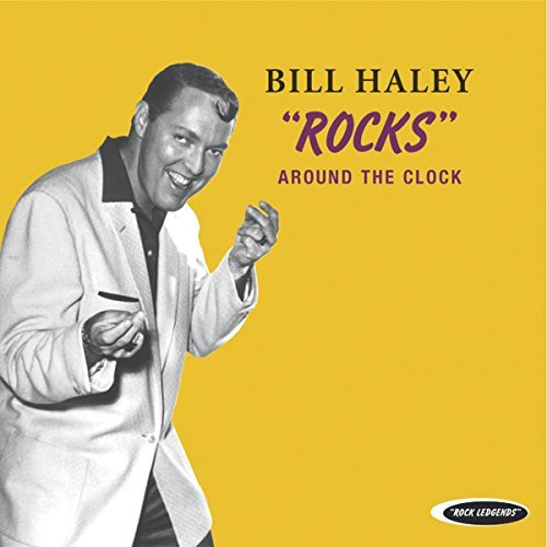 Bill Haley Rocks Around The Clock Import Eu CD