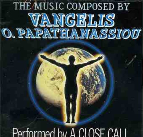 Vangelis Close Call Import Eu