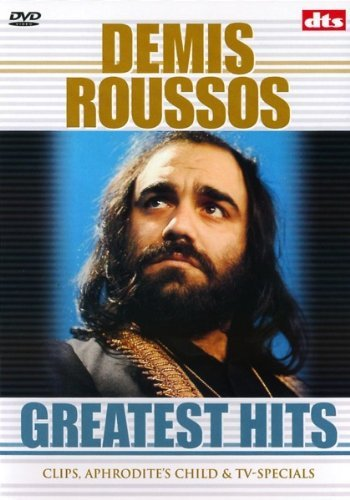 Demis Roussos Greatest Hits (pal Region 0) Import Eu Pal (0)