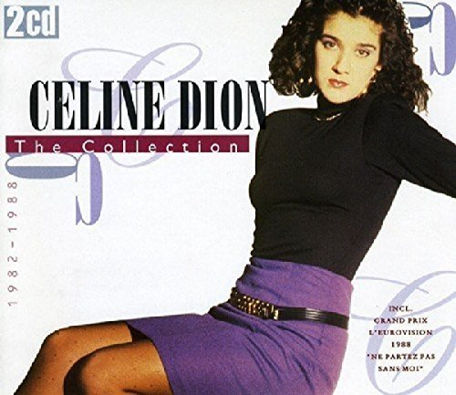 Celine Dion Collection 1982 88 Import Net