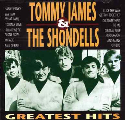 Tommy James Greatest Hits Import Eu