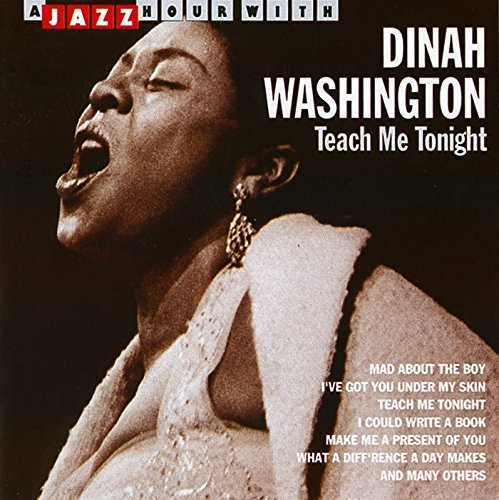 Dinah Washington Teach Me Tonight Import Eu