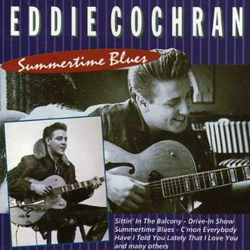 Eddie Cochran Summertime Blues Import Eu