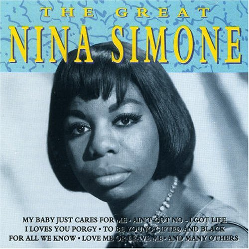 Nina Simone Great Ninsimone Import Eu