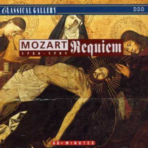 Wolfgang Amadeus Mozart Requiem Mass In D Minor Kv Import Eu