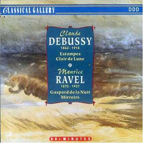 Debussy Ravel Estampes & Suite Bergamasque Import Eu