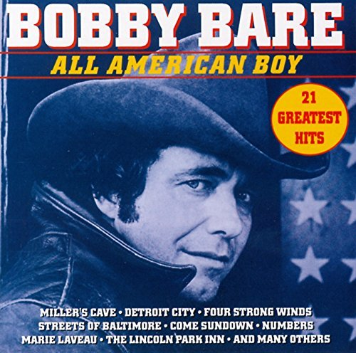Bare Bobby All American Boy 21 Greatests Import