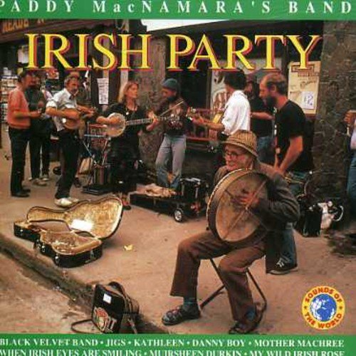 Macnamara's Band Irish Party Import Eu