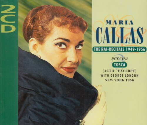 Maria Callas Rai 1949 1956 & N.Y. 1956 Import Eu 2 CD