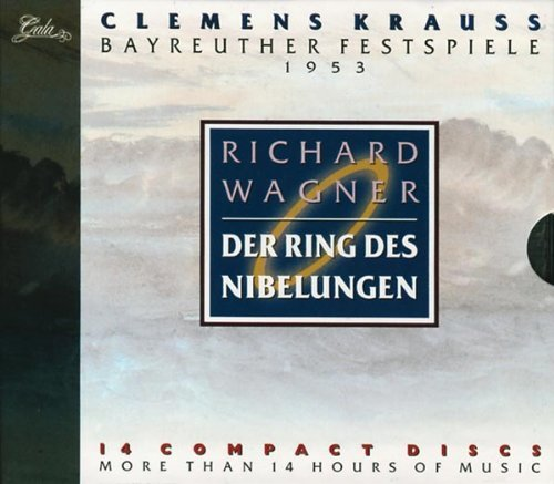 Richard Wagner Der Ring Des Nibelungen 14 CD