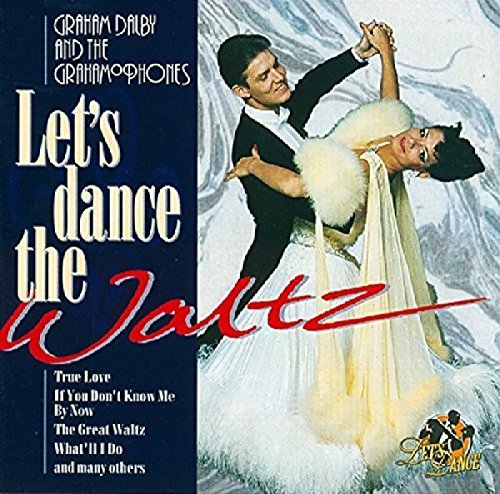 Graham Dalby Let's Dance Waltzz Import Eu