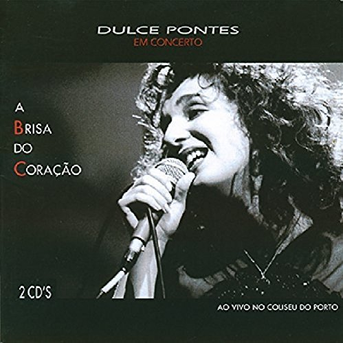 Dulce Pontes Brisa Do Coracaolive Import Net 2 CD Set