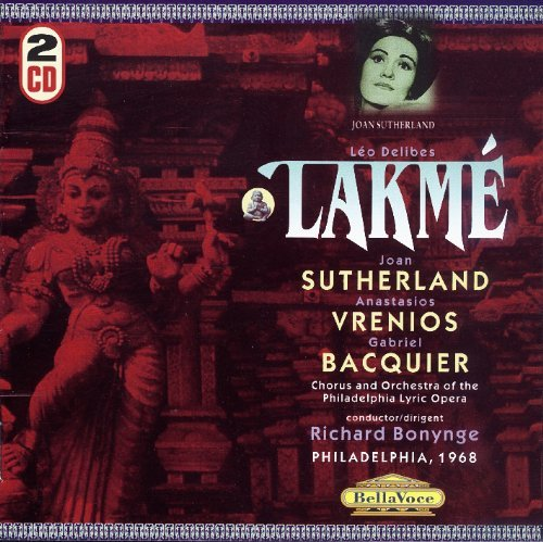 Leo Delibes Lakme Import Eu 2 CD