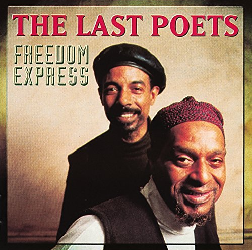 Last Poets Freedom Express Import Eu