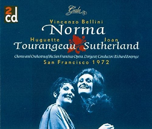 V. Bellini Norma With Sutherland J. Import Eu 2 CD