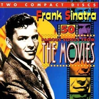 Frank Sinatra 50 Famous Songs Import Nld 2 CD Set