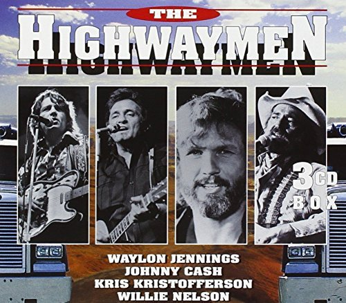 Nelson Cash Jennings Kristofer Highwaymen Import Net