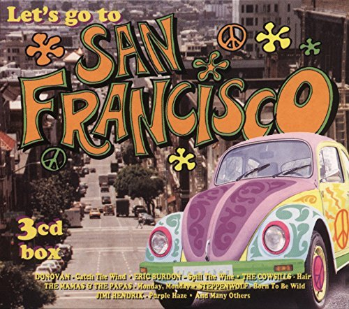 Let's Go To San Francisco Let's Go To San Francisco Import Eu 3 CD