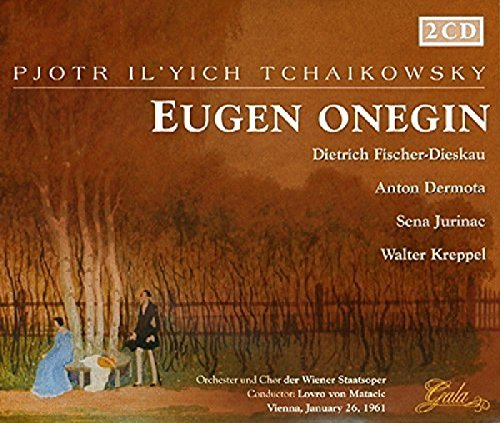 P.I. Tchaikowsky Eugen Onegin Import Eu 2 CD