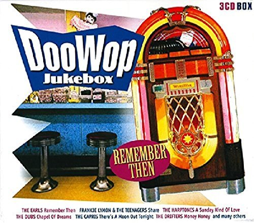 Doowop Jukebox Doowop Jukebox Import Eu 3 CD Set