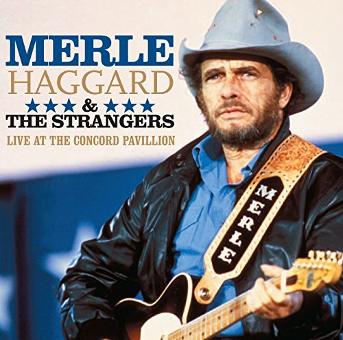 Merle Haggard Live At Concord Pavillion Import Eu