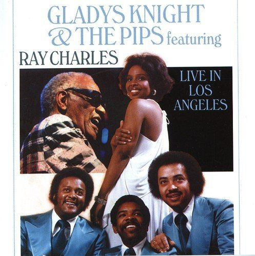 Gladys & The Pips Featu Knight Live In Los Angeles Import Eu