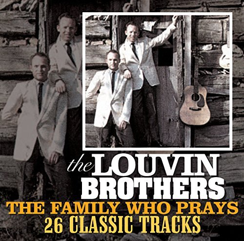 Louvin Brothers Family Who Prays Import Eu