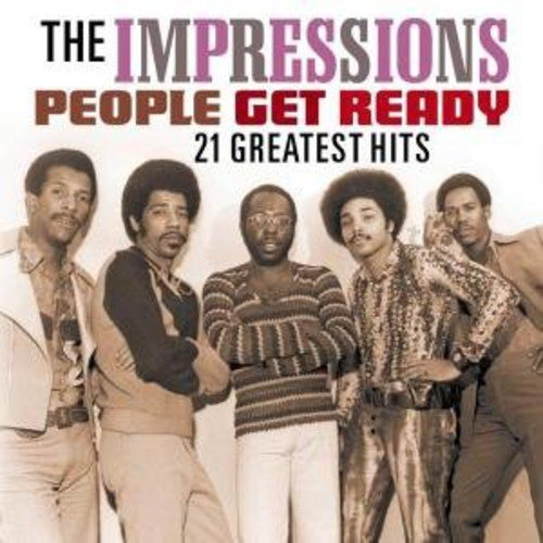 Impressions People Get Ready 21 Greatest H Import Eu