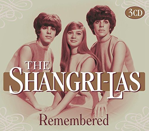 Shangri Las Remembered Singles B Sides & M Import Eu 3 CD Set