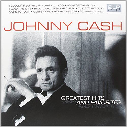 Johnny Cash Greatest Hits & Favorites Import Eu Greatest Hits & Favorites