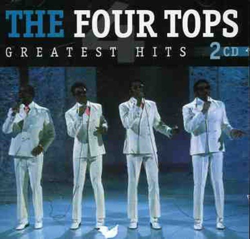 Four Tops Greatest Hits Import Eu 2 CD