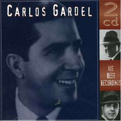 Carlos Cardel His Best Recordings Import Eu 2 CD Set