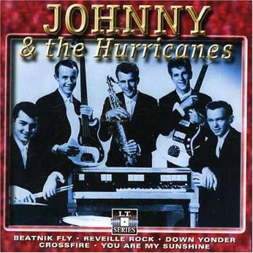 Johnny & Hurricanes Red River Rock Import Eu