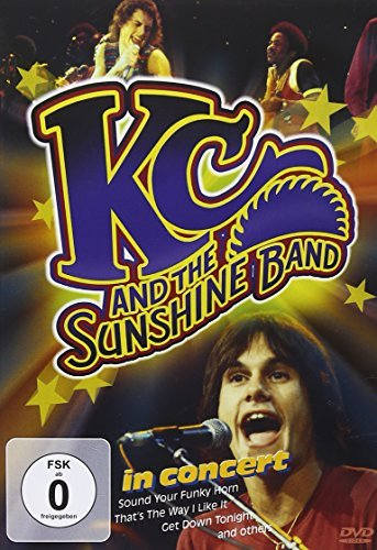 Kc & The Sunshine Band In Concert Sound Your Funky Ho Import Eu Ntsc (0)