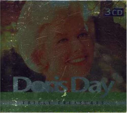 Doris Day Guy Is A Guy Love Somebody Sen Import Eu 3 CD Set