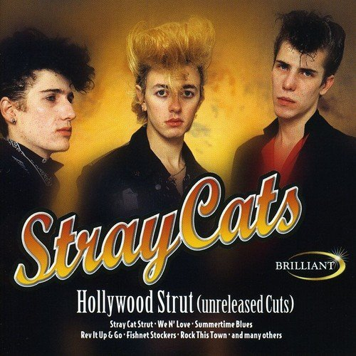 Stray Cats Hollywood Strut Import Eu