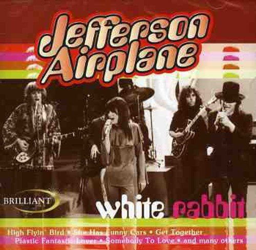Jefferson Airplane White Rabbit Import Eu
