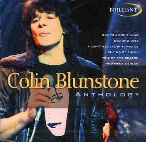 Colin Blunstone Anthology Import Eu