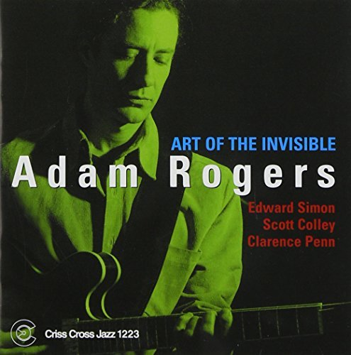 Rogers Adam Quartet Art Of The Invisible