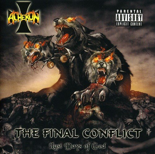 Acheron Final Conflict Last Days Of G Import Gbr