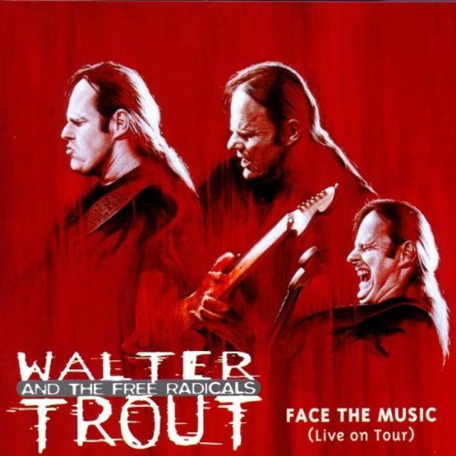 Walter Trout Band Face The Music (live On Tour) Import Net