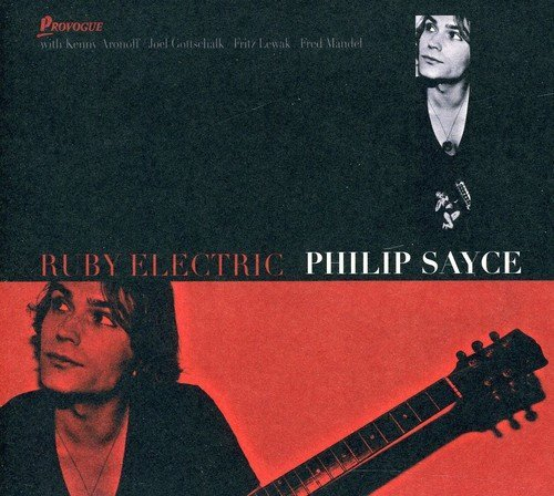 Philip Sayce Ruby Electric Import Gbr
