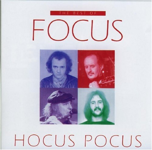 Focus Hocus Pocus Best Of Import Eu