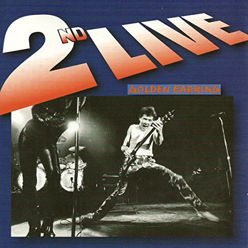 Golden Earring 2nd Live Import Eu