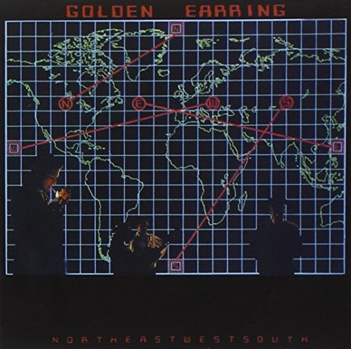 Golden Earring N.E.W.S. Import Eu
